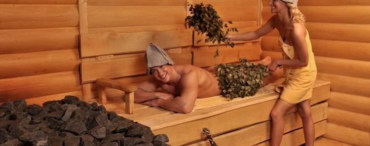 Польза и вред от посещения бани